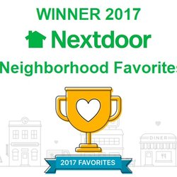 2017 NextDoor Neighborhood Favorite